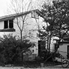 Childers Street huts 1930 - 1960