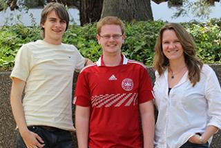 2014 Summer Scholars
