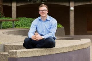 New ANU Law graduate Derek Bailey (BA/LLB(Hons))