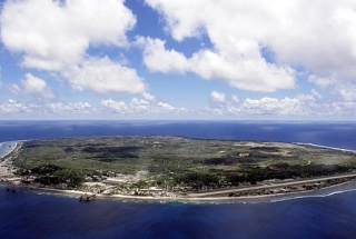 The Nauru government has rejected the 'unfounded criticism' of the island's aff