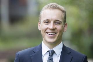 ANU graduate Patrick Mayoh has been awarded a prestigious scholarship to Harvard
