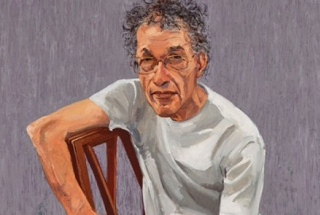 Professor Tim Bonyhady, painted by Andrew Sayers