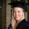 Alice Bradshaw has graduated with a Bachelor of Commerce and Bachelor Laws with