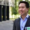 Forum convenor Stephen Tang