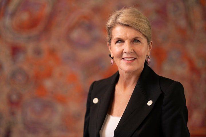 The Hon Julie Bishop