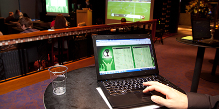 Online sport betting