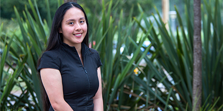 Sarah Lim (BInfTech '19, LLB (Hons) '20)