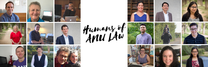 Humans of ANU Law