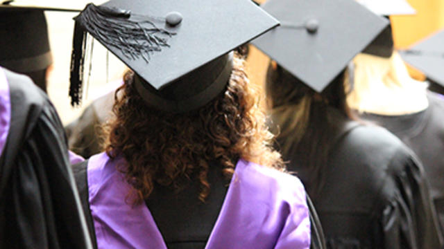 Graduation reception