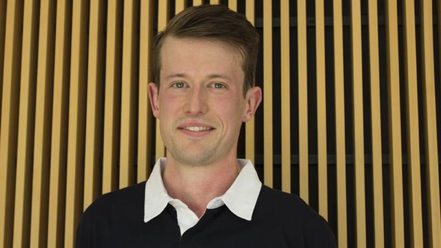 Christopher Skoglund smilling