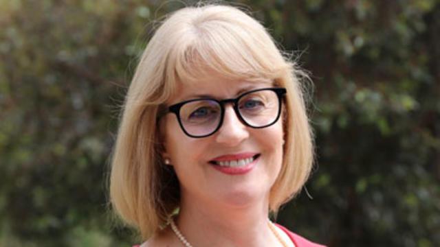 Carol Lawson, PhD candidate, ANU College of Law