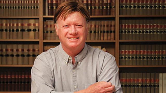 Professor Thomas Faunce.