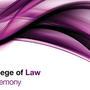 ANU Law Prize Ceremony