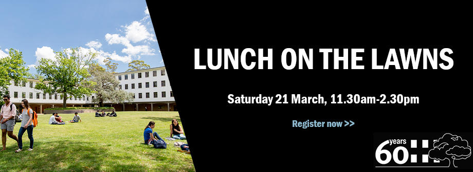 Lunch on the Lawns Anniversary Celebration