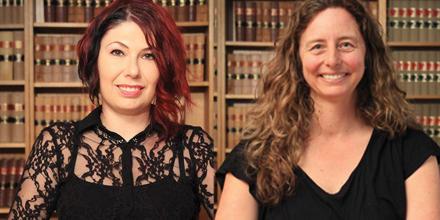 Dr Anne Macduff and Dr Dorota Anna Gozdecka