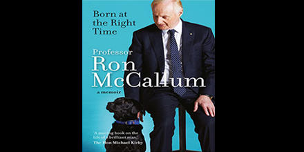 In Conversation with Ron McCallum