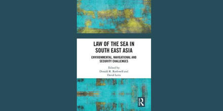 Book launch Law of the Sea in South East Asia