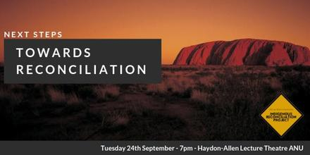 Next Steps: Towards Reconciliation