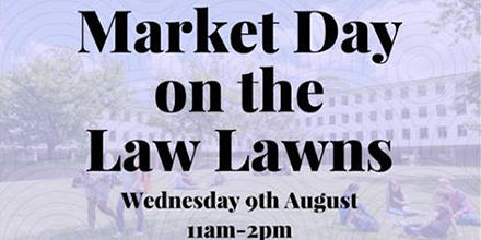 Market Day on the Law Lawns