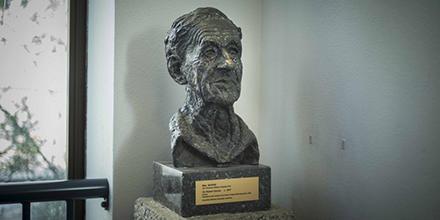Bust of Sir Robert Garran