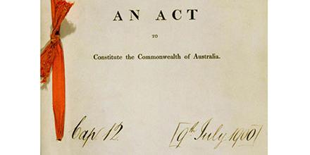 Commonwealth of Australia Constitution Act