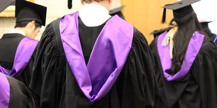 ANU College of Law graduation