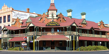 Exchange Hotel Kalgoorlie