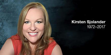 Kirsten Sjolander