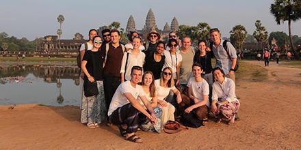 Cambodia Outreach Project 2016