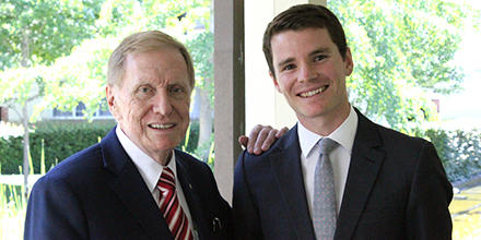 Michael Kirby and Phim Dowell