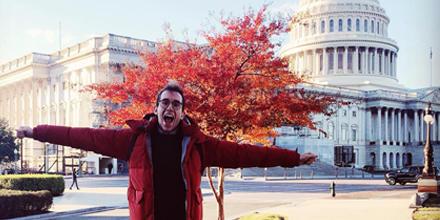 Nickolas Horton in Washington DC