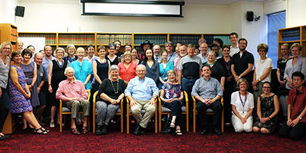 ANU Law staff