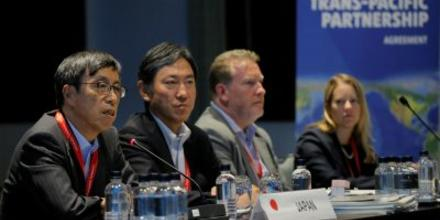 Tran-Pacific Partnership