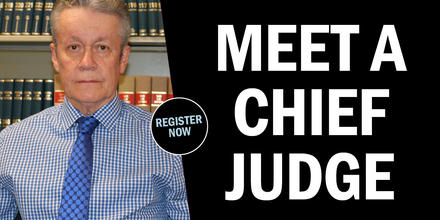 Meet a Chief Judge: Chief Judge John Lowndes