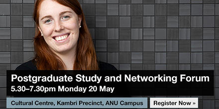 Postgraduate Study & Networking Forum