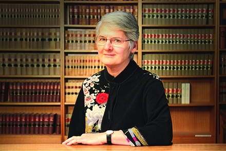 Professor Jane Stapleton