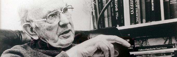 Geoffrey Sawer hero image