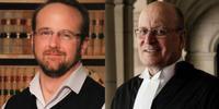 Professor Mark Nolan and Judge Osborn