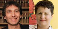 Matthew Zagor and Justice Rachel Pepper