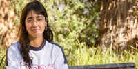 ANU Bachelor of Laws/Asian Studies student, Aditi Razdan