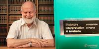 Emeritus Professor Dennis Pearce AO, FAAL