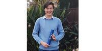 Daniel Schmoll, 2021 ANU University Medallist