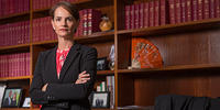 Magistrate Louise Taylor (BA/LLB '01)