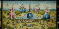 Hieronymous Bosch, the Garden of Earthly Delights (middle panel)