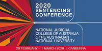 ANU/NJCA Sentencing Conference 2020