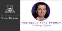 Anne Twomey_col seminar 2020