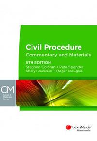 Spender, Civil Procedure