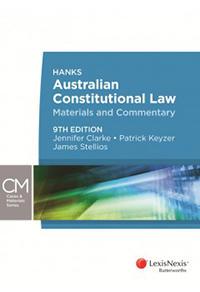 Stellios, Australian Constitutional Law