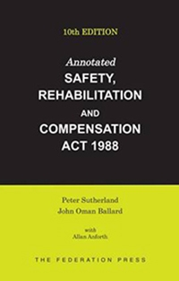 Rehabilitiation and Compensation Act 1988