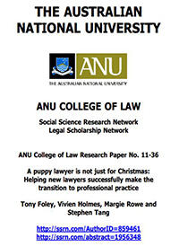 A Puppy Lawyer is Not Just for Christmas